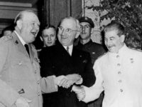 Potsdam Conference 1945 Stalin Truman Churchill