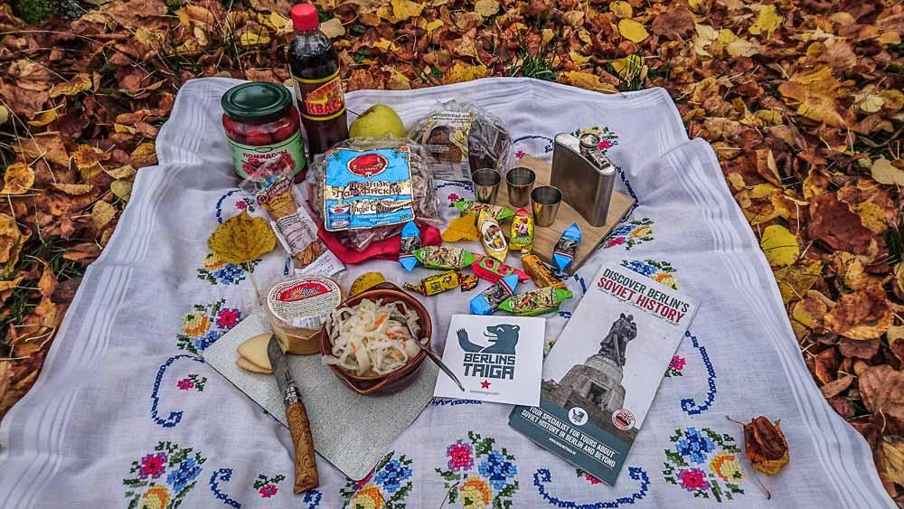 russian tasting