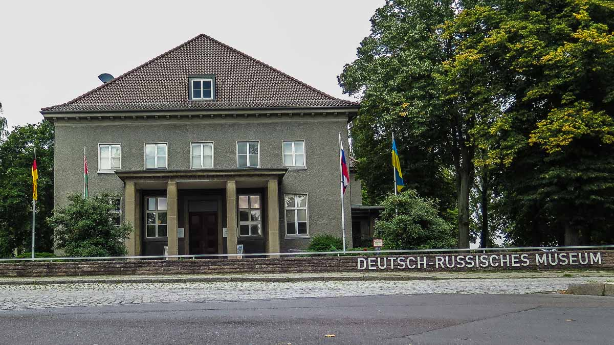 German Russian Museum Karlshorst Berlin