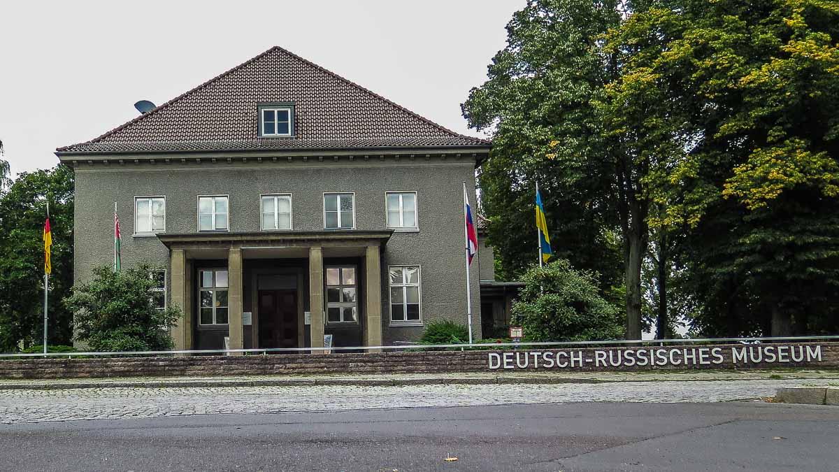 German Russian Museum Karlshorst Berlin