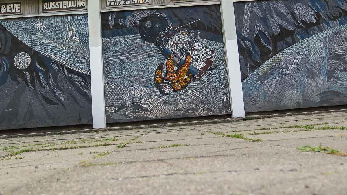 Cosmos Mosaic Rechenzentrum Potsdam