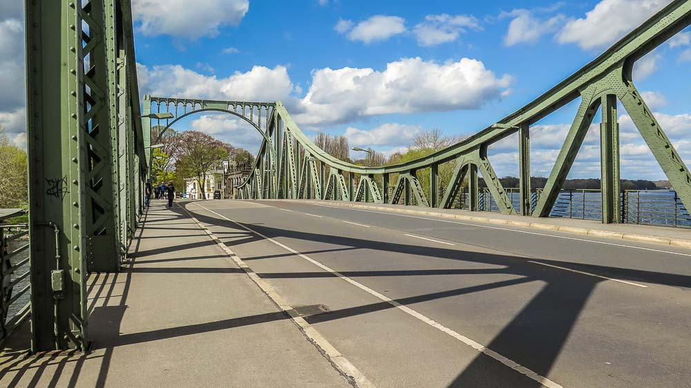Bridge of Spies Glienicke Bridge Potsdam
