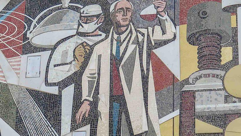 mosaic walter womacka berlin