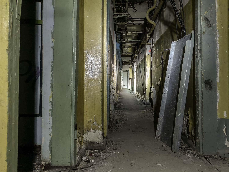 soviet bunker in gdr