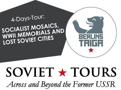 soviet tours berlins taiga
